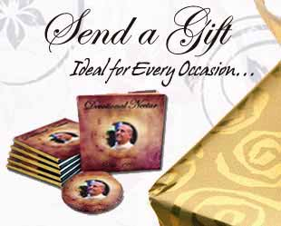 Gift of Devotional CD's