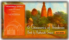 A Book by Radhanath Swami